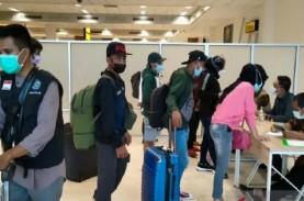 Penerbangan Sewa Ditiadakan selama Larangan Mudik…