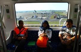 Izin Operasi Skytrain Mau Diambil LRT? Ini Kata AP II