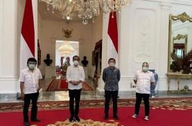 Adian Napitupulu Bertemu Presiden Jokowi di Istana,…