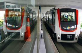 LRT Bakal Operasikan Skytrain Bandara Soekarno-Hatta?