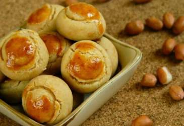 Ini Resep Kue Kacang Lembut dan Enak
