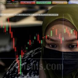 Perdagangan Terakhir Sebelum Lebaran, Bursa Menguat