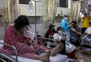 Kasus Covid-19 Menggila, Desakan Lockdown Nasional di India Menguat