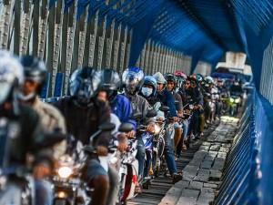 Hindari Penyekatan, Pemudik Gunakan Jalan Alternatif di Jalur Selatan Menunju Jawa Tengah