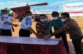 Sumber Marine Shipyard Bangun 2 Kapal Angkut Semen