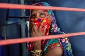 Duh, Vaksinasi dan Pengetesan India Melambat di Tengah…