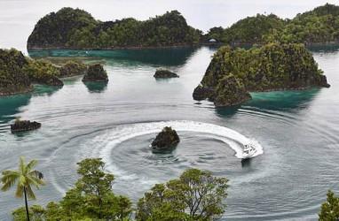 Kapal Wisata dari Luar Papua Barat Tak Boleh Masuk Raja Ampat