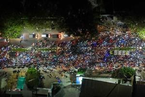 Ribuan Pemudik Sepeda Motor Dipaksa Putar Balik Saat Melintas di Pos Penyekatan Bekasi-Karawang