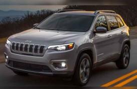 Kelangkaan Semikonduktor Bikin Produksi Jeep Cherokee Terhenti