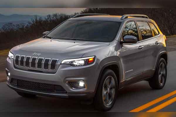 Jeep Cherokee.  - Jeep