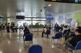 Bandara Ahmad Yani Layani 996 Orang pada Periode Larangan…