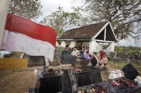 Ziarah Kubur di Semarang Diawasi Khusus