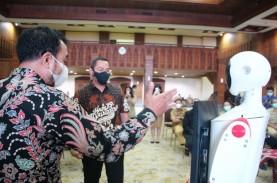 Kota Semarang Resmi Mengoperasikan Robot untuk Layanan…