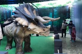 Yuk, Jelajahi Kehidupan Dinosaurus Sambil Berinteraksi…