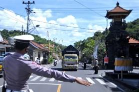 Arus Mudik dari Bali Terus Terjadi, 242 Kendaraan…