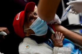 Bali Baru Terima 1,97 Juta Vaksin Covid-19, Vaksinasi…