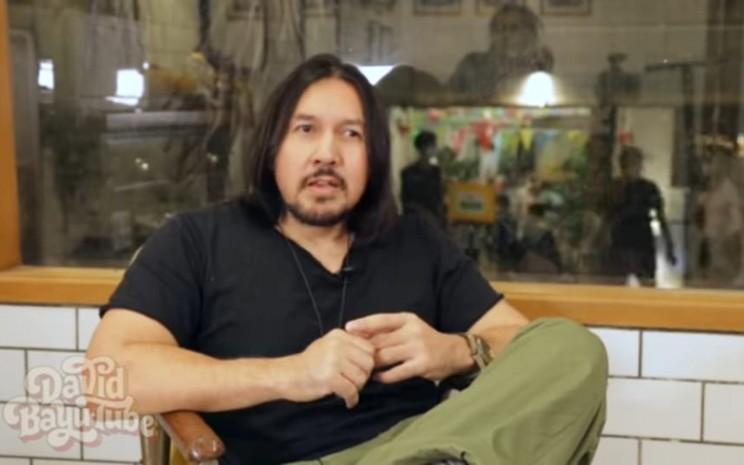 David Bayu Danang Jaya, mantan Vokalis Grup Band Naif.  - David Bayu\\r\\n\\r\\n