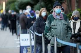 Mayoritas Penduduk Divaksin, Inggris Kembali Longgarkan…