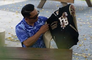 21 Produk Kolaborasi Ridwan Kamil-Brand Lokal di Jawa Sukses Pikat Peserta Lelang