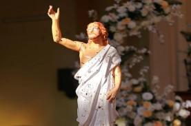 Ini Cara Ibadah Kenaikan Yesus Kristus di Gereja Saat…