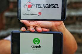 Kilau Cahaya Kuning di Investasi Telkomsel ke Gojek.…