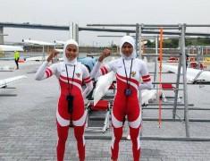 Mantap, Dayung Amankan Satu Tiket ke Olimpiade Tokyo