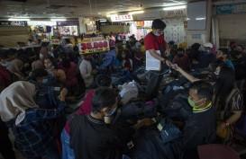 Pasar Tanah Abang Ditutup Sepekan, Anies Paparkan Alasannya
