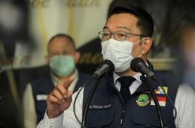 Gubernur dan 27 Kepala Daerah di Jabar Larang Takbir…