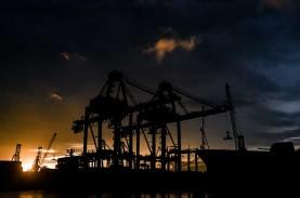 Angkutan Logistik di Pelabuhan Tanjung Priok Meningkat…