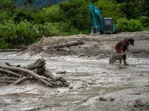 Banjir Lumpur Kembali Melanda Kabupaten Sigi Sulawesi Tengah