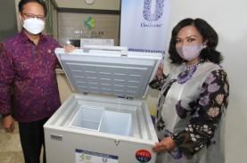 Unilever Indonesia Donasi 1.400 Kabinet Pendingin…