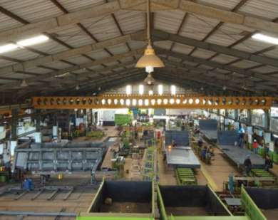 IPO  Harapan Duta Pertiwi, Uji Tangguh Pabrik Karoseri dari Cikupa