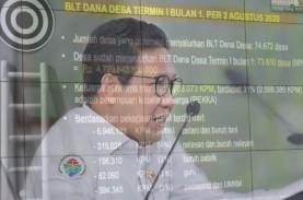 Lebaran Makin Dekat, Menteri Desa PDTT Minta BLT Dana…