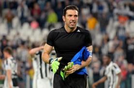Buffon Putuskan Akhiri Kisah dengan Juventus, Tapi…
