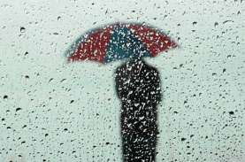 Cuaca Jakarta 12 Mei, Waspadai Hujan Disertai Kilat…