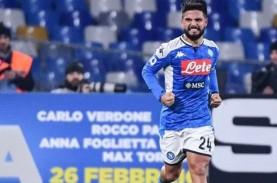 Hasil Liga Italia : Napoli Lumat Udinese, Liga Champions…