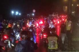 Mudik Dilarang, Polisi Tangkap 2 Provokator Arahkan…