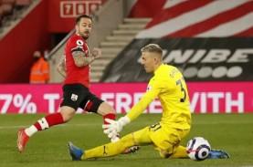 Danny Ings Cetak Dua Gol, Southampton Tundukkan Palace