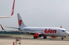 Larangan Mudik, Lion Air Group: 90 Persen Pesawat…