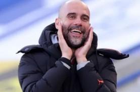 ManCity Juara Liga Inggris Lagi, Ini Rekornya di Musim…