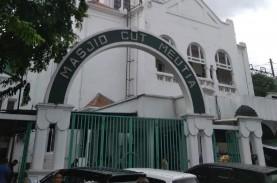 Masjid Cut Meutia Gelar Salat Idulfitri, Ini Persiapannya
