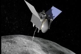5 Tahun Mengangkasa, OSIRIS-Rex Pulang ke Bumi Bawa…