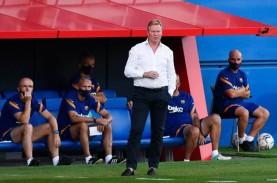 Hasil La Liga: Barcelona Imbang Lawan Levante, Koeman…