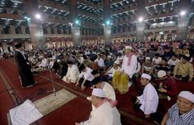 Imam Besar Minta Maaf Akibat Salat Idulfitri di Masjid Istiqlal Ditiadakan