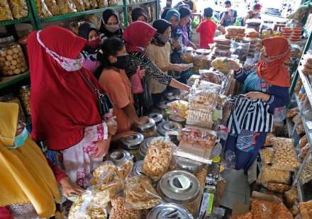 Potret Inflasi Jateng Menjelang Lebaran 2021