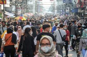 Bandung Terapkan Buka Tutup Jalan Antisipasi Mudik…