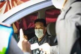 Mudik Lokal Lokal Bandung Raya, Polisi Buka-Tutup…