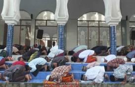 Sebagian Muslim di Jember dan Bondowoso Salat Idulfitri Hari Ini