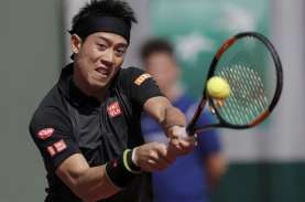 Petenis Top Jepang Nishikori & Osaka Berharap Olimpiade…