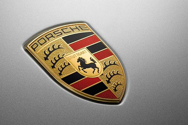 Logo Porsche - Istimewa
